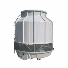 Comportamiento de alto rendimiento Torre de refrigeración abierta de contrafuerte redondo FRP