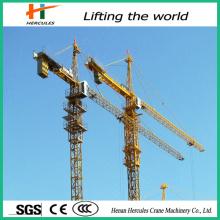 Guindaste de torre de montagem rápida para construção