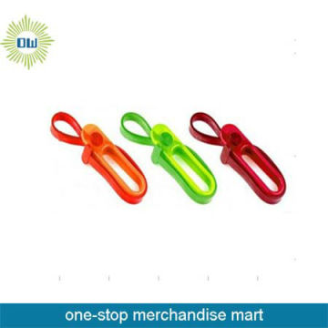 Colorful Plastic Ring Opener