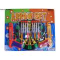 Пластиковый Игровой набор игрушка лук и стрелы игрушка спорта