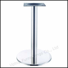Round Stainless Steel Restaurant Table Leg (SP-STL265)