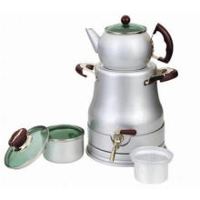 9PCS Aluminum Camping Tea Kettle (CL1D-BFG9B)