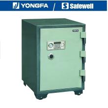 Yongfa 99cm de altura Ald Panel Electronic Fireproof Safe con perilla