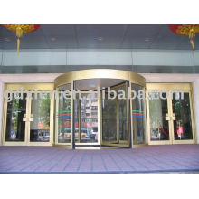 3-4 wings glass door