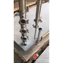 equipamento da destilaria, preço industrial da coluna da destilação do álcool, coluna da destilação