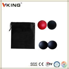 China Feito borracha de silicone Lacrosee Bolas Lacrosse Massagem Bolas