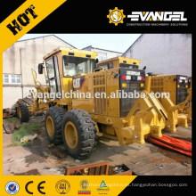 Low hours and price niveladora de ruedas Catepillar Used Grader 140k