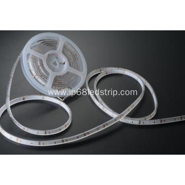 All In One SMD3014 120Leds Blue Transparent Led Strip Light