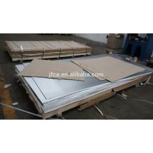 1100 tôle en aluminium moulé 3mm 4mm d'épaisseur