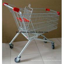 Chariot à achats Panier d'achat pour la Chine
