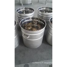 Réservoir 100L en acier inoxydable de haute qualité