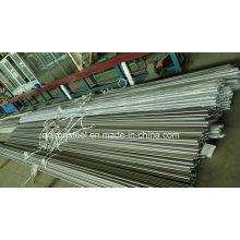 Tuyau en acier inoxydable sans soudure 316L selon la norme ASTM A213 / A312