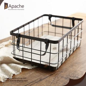 New Design Home Metal Food Storage Basket
