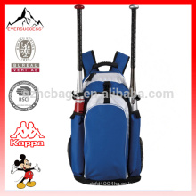 Bolsos del palo de la mochila del béisbol 600D, mochila del deporte empaqueta el último diseño-HCB0022