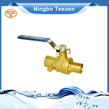 China Wholesale High Quality Panel Mount Ball Valve