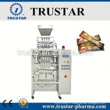 Machine d'emballage de petits grains de café