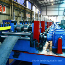 Sheet metal rolling forming machine