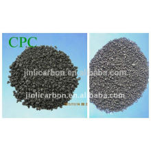 CPC Recarburizer / Kalzinierter Erdöl-Koks / hoher Schwefel-Kohlenstoff-Zusatz