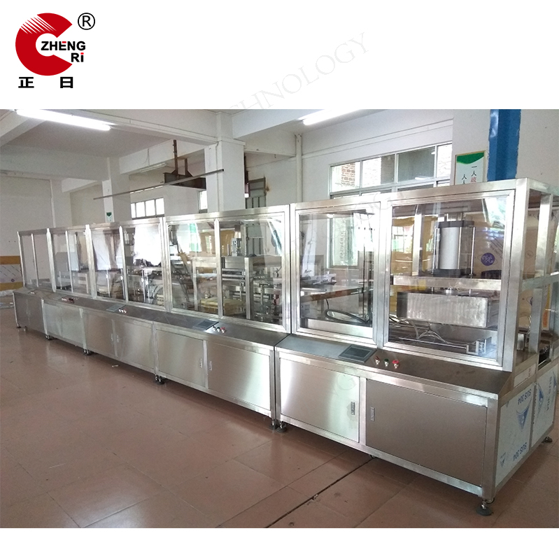 Vacuum Blood Collection Tube Product Making Assembly Machine