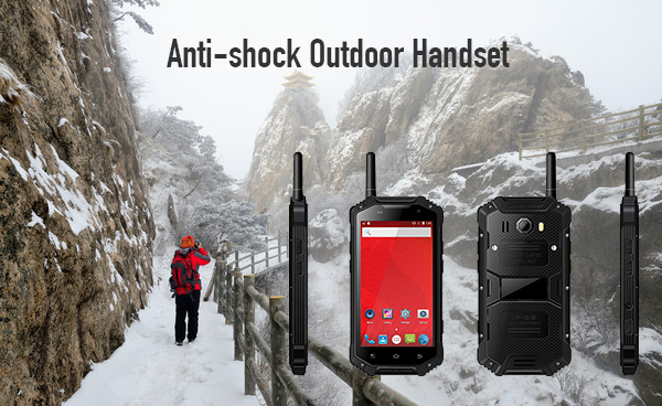 Anti-shock Outdoor Handset