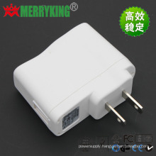 5V2a AC/DC Adapter 10W White USB Charger, Power Adapter with UL Cert