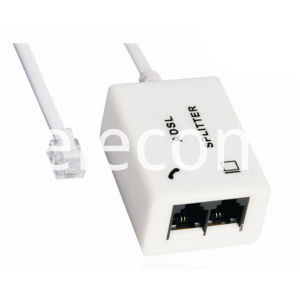 Rj11-Telephone-Modem-ADSL-Splitter-with-Cable
