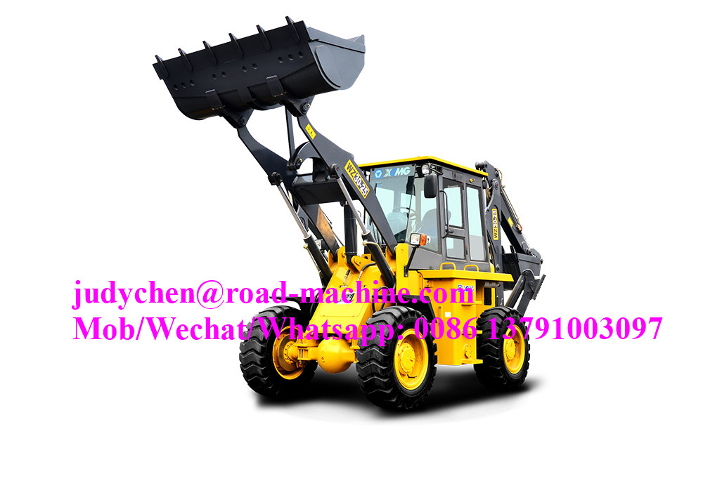 Xcmg Wz30 25 Backhoe Loader