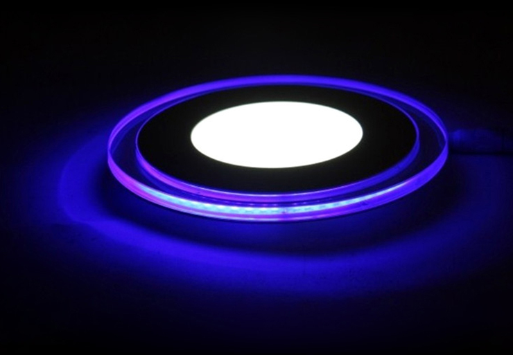 LED Round Panel Lights PMMA 10W