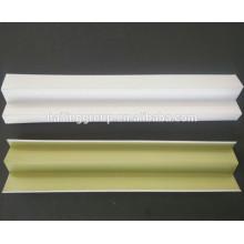 Composants de la grille de plafond Plafonds suspendus décoratifs intérieurs exposés grilles de t plaine plat blanc normal