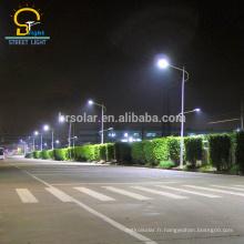 Éclairage de rue extérieur mené de haute qualité dimmable