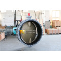 Dn1400 Double Flange Butterfly Valve (D41X-10/16)