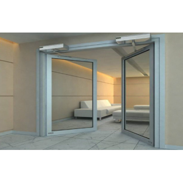Automatic Swing Doors with Single Parting