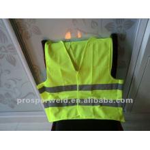 2013 Chaleco reflexivo caliente y popular de la seguridad Y-7111 (amarillo)
