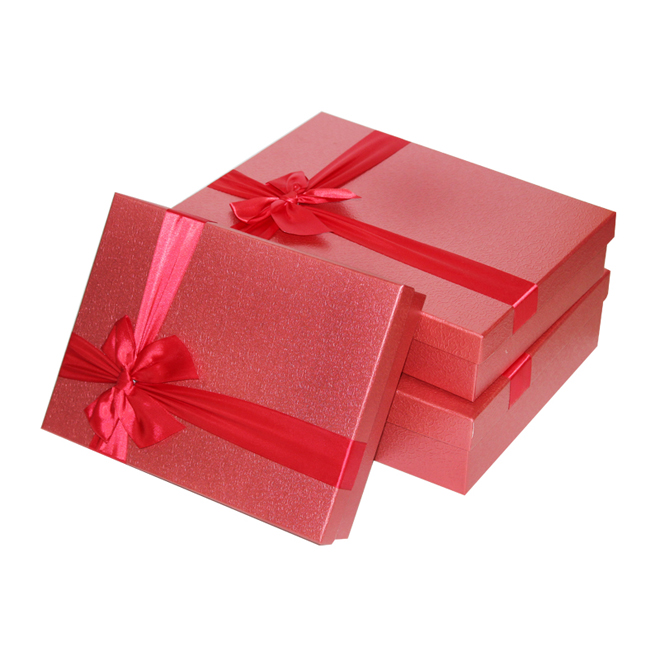 Red Fancy Gift Box