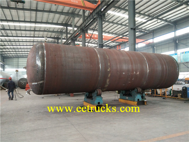 Liquid Ammonia Bulk Storage Tanks