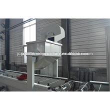 Metall-Schindel Stein beschichtet Stahl Dach Maschine Vermiculite Stahl Fliesen Produktionslinie