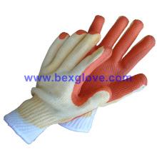7 Gauge Acrílico Liner, Latex Coating Glove
