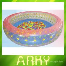 Piscine gonflable pour enfants drôle de haute qualité, piscine