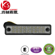 Lml146 IP67 Waterproof E-MARK Reverse LED Light Truck