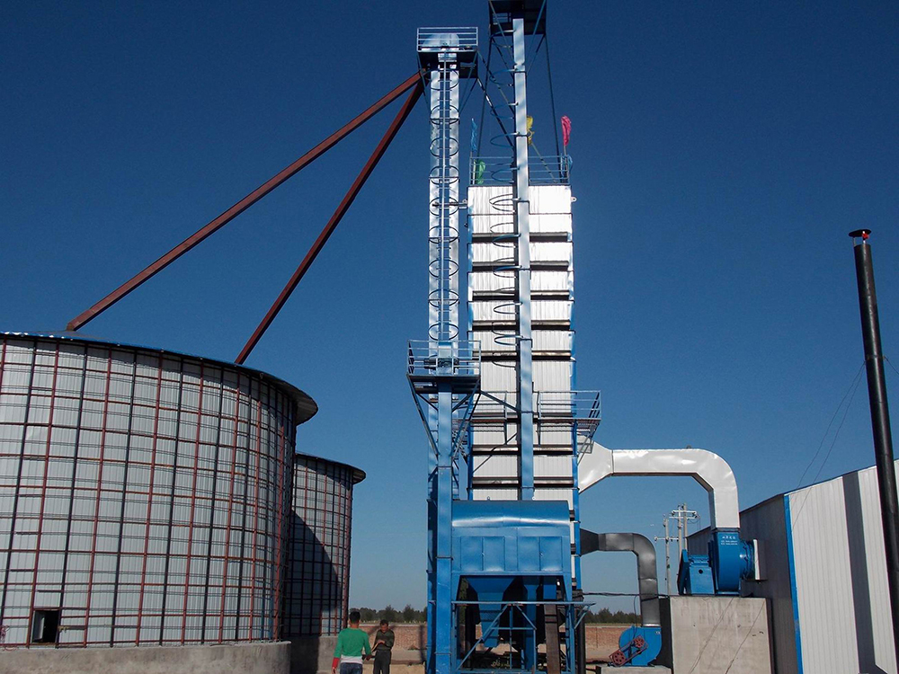 Soybean Dryer Machine