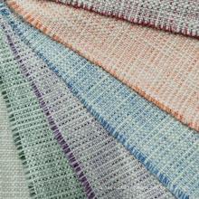 Boucle Fashion Design Stlye avec tissu en fil de lurex