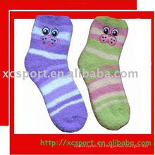 Calcetines calientes de la manera