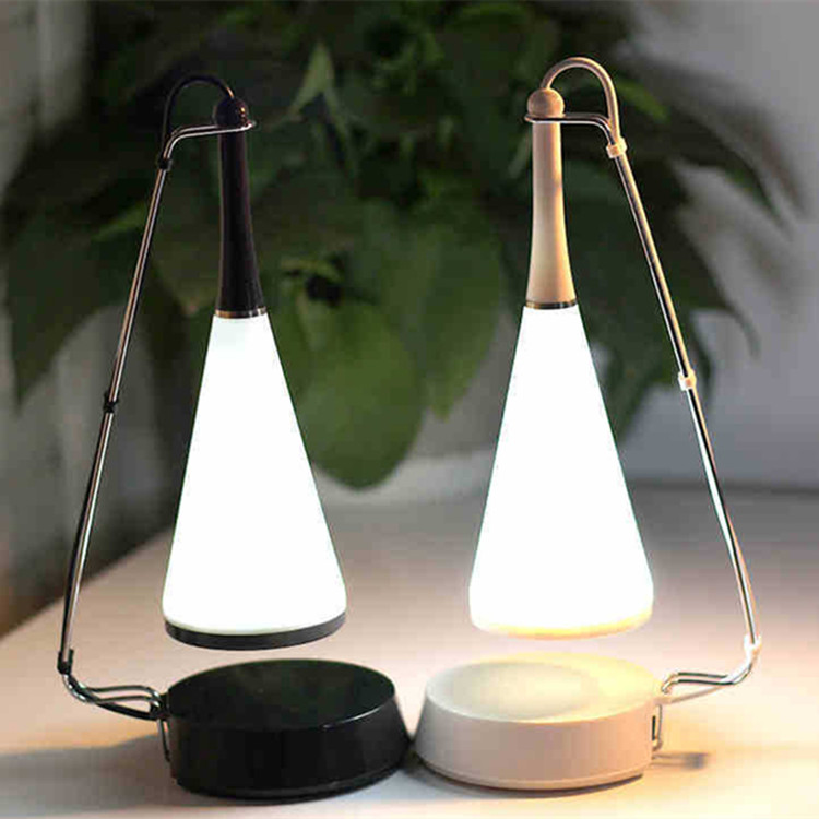 Mini Speaker Music LED Table Lamp