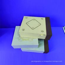 Серьги Ожерелье Браслет Упаковка для украшений Коробки