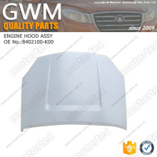 OE Great Wall HAVAL H3 engine hood 8402100-K00