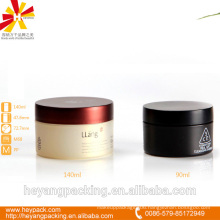 90ml 140ml cosmetics cream empty jar
