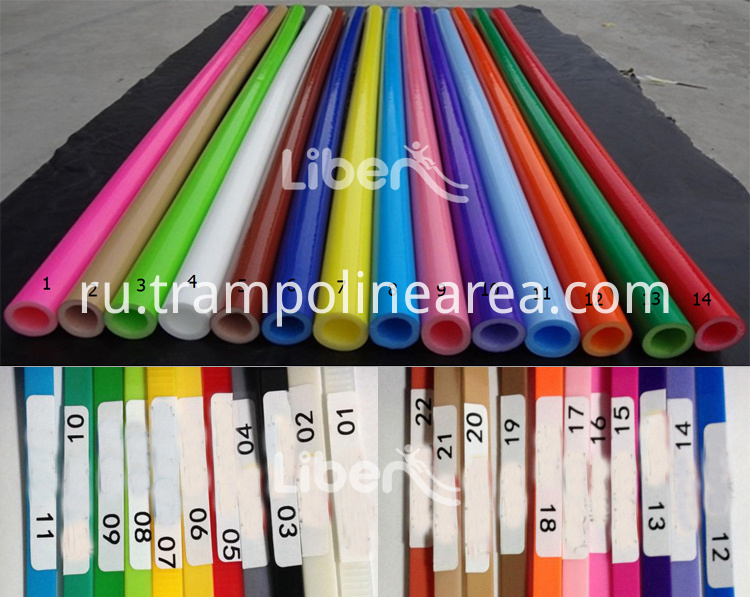 color of indor playground equipment