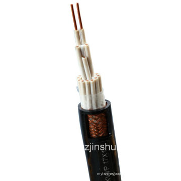 Câble de contrôle d'écran de fils en cuivre