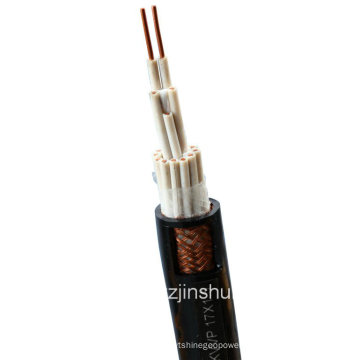Copper Wires Screen Control Cable