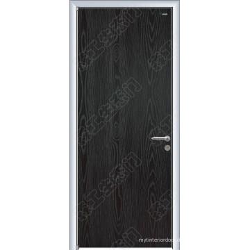 Hölzerne Korn-Holztür, Holztür-Zeichnungs-Bild, Eichen-Außenholz-Türen